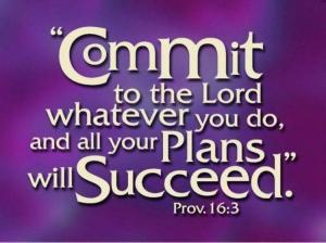 involve God