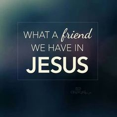 friend-in-jesus